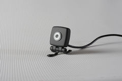 Miniature web camera Stock Photography