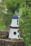 Miniature windmill Royalty Free Stock Photos