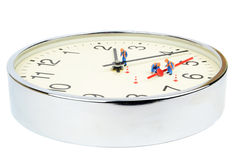 Broken Clock Stock Photography