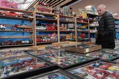 Miniatures automobiles Royalty Free Stock Photos