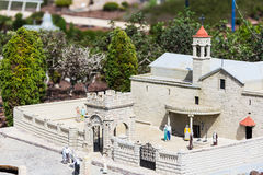 Miniatures Museum of Israel Stock Photography