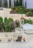 Miniatures Museum of Israel Stock Images