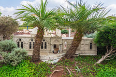 Miniatures Museum of Israel Royalty Free Stock Images