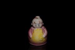 Miniaturgroßmutter Stockfotos