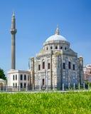Miniaturk, Estambul Pertevniyal Valide Sultan Camii en Estambul Fotografía de archivo libre de regalías