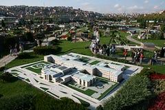 miniaturk miniaturowy park zdjęcia royalty free