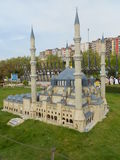 Miniaturk or Turkey Miniature Park Stock Images