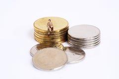 Miniaturleute Lizenzfreie Stockfotos