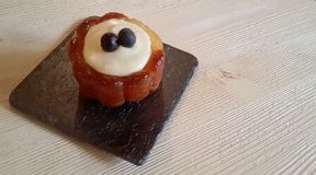 Miniaturowy ciasto Obraz Royalty Free