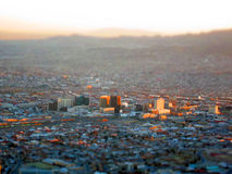 Miniaturowy El Paso zdjęcie royalty free