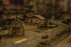 Miniaturwelt Lizenzfreies Stockfoto