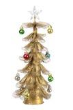 Miniatuur Kerstboom Stock Foto's