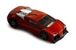 Miniatuur stuk speelgoed auto Royalty-vrije Stock Afbeelding