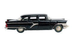 Miniatuur versie van de oude auto Royalty-vrije Stock Fotografie