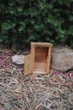 Miniatuurbijgebouw Stock Afbeelding