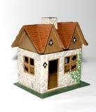 Miniatuurhuis Royalty-vrije Stock Afbeeldingen