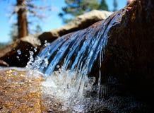 Miniatuurwaterval Stock Afbeeldingen