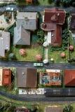 Miniaure Vilnius för järnväg museum modeller Arkivbild