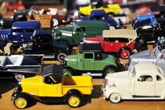 Miniautos Stockfoto