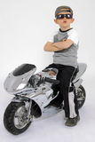 minibike Στοκ Φωτογραφίες