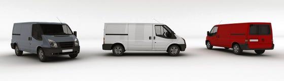 Minibus illustrazione di stock