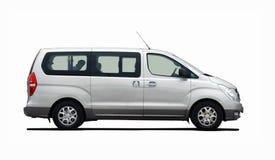 Minibus obraz royalty free