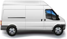 Minibus Stock Photo