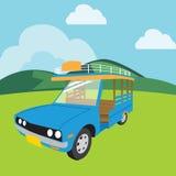 minibus photos stock