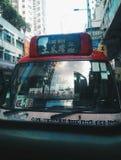Minibus Royalty Free Stock Image