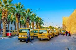 Minibus przerwa Zdjęcia Stock