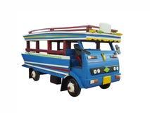Minibus Thaïlande Photographie stock