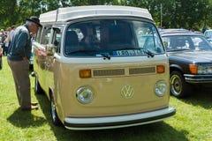 Minibus Volkswagen Type2 (T2) Stock Photo