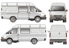 minibuss Arkivfoton
