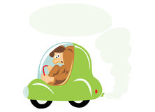 Minicar Immagini Stock