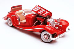 Minicar toy Stock Image