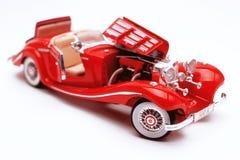 Minicar toy Stock Image