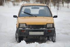 Minicar VAZ-1111 `Oka` Royalty Free Stock Photos