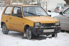 Minicar VAZ-1111 `Oka` Stock Images