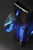 Minicomputer Stockbild