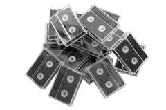 MiniDV卡式磁带 免版税库存图片