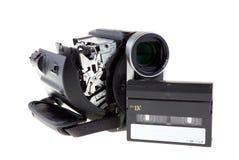 MiniDV camcorder Royalty Free Stock Photos