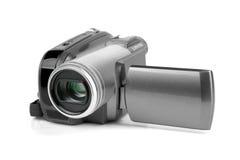 MiniDV camcorder. Royalty Free Stock Photo