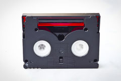 MiniDV tape Royalty Free Stock Photos