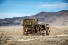 Miniera abbandonata Immagine Stock Libera da Diritti