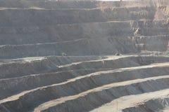 miniera 2 del Rame-molibdeno Fotografie Stock Libere da Diritti