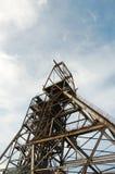 Miniera del sud di Crofty Fotografie Stock Libere da Diritti