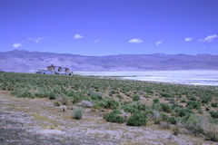 Miniera della valle di Owens Fotografia Stock Libera da Diritti