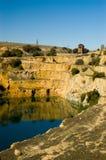 Miniera di Burra (ritratto) Immagini Stock