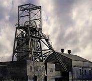 Miniera di carbone Immagini Stock Libere da Diritti
