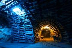 Miniera di carbone fotografia stock